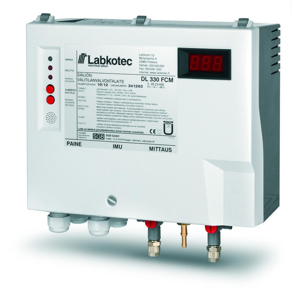 Labko DL 330 läckagelarm