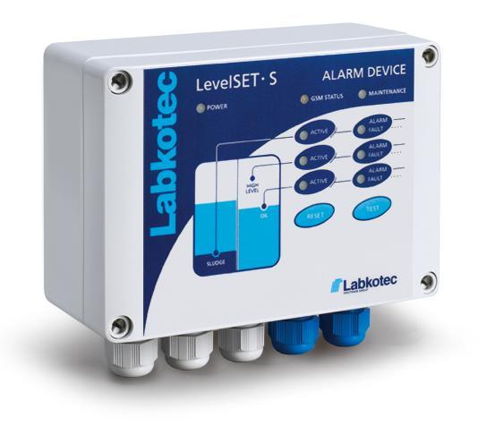 LevelSET S alarm device