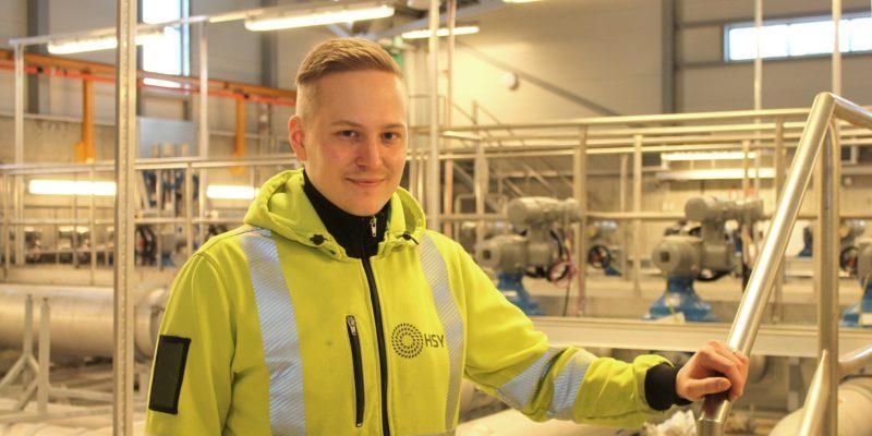 HSY Jätehuolto Eetu Järvelä