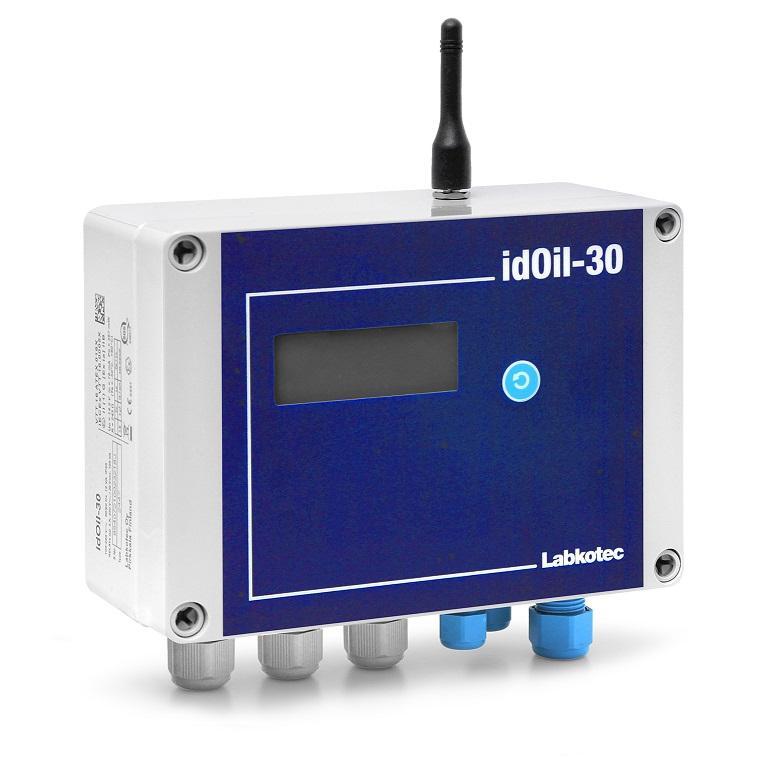 idOil-30 3G avskiljarlarm