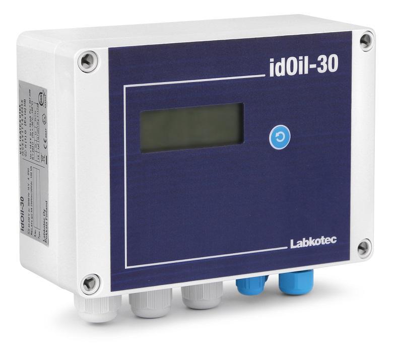 idOil-30 oil separator alarm device
