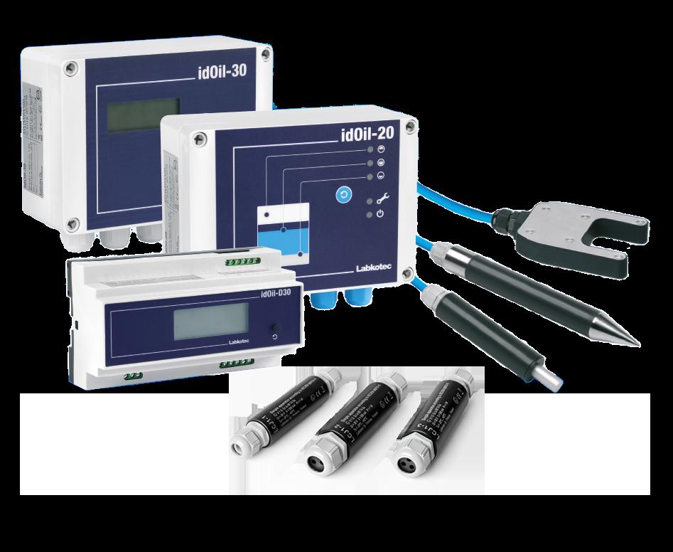 idOil two sensor systems