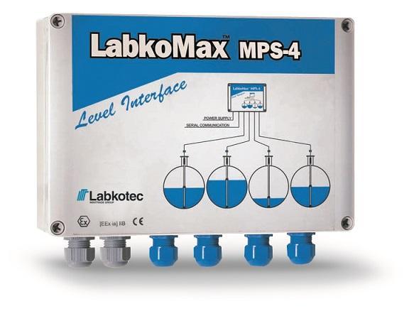 LabkoMax MPS-4 Level interface