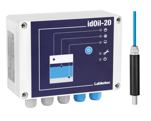 idOil-20 LIQ system package for detecting high liquid level