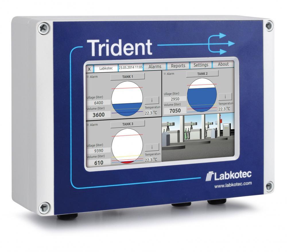 Trident Anzeige- und Überwachungssystem